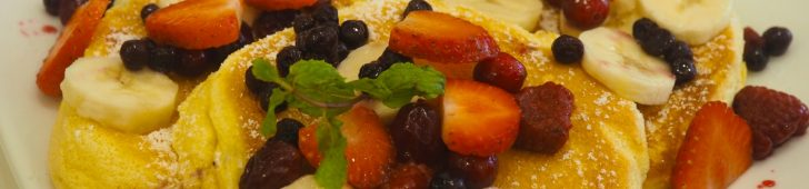 オーガニック野菜のビュッフェが楽しめるカフェレストランAlohaがオープンしました