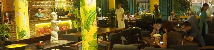 ホーチミン市1区のベトナム料理一覧