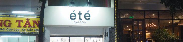 エテ・サイゴン(ETE Saigon)
