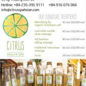 シトラス・ヘルス・スパ(Citrus Health Spa)