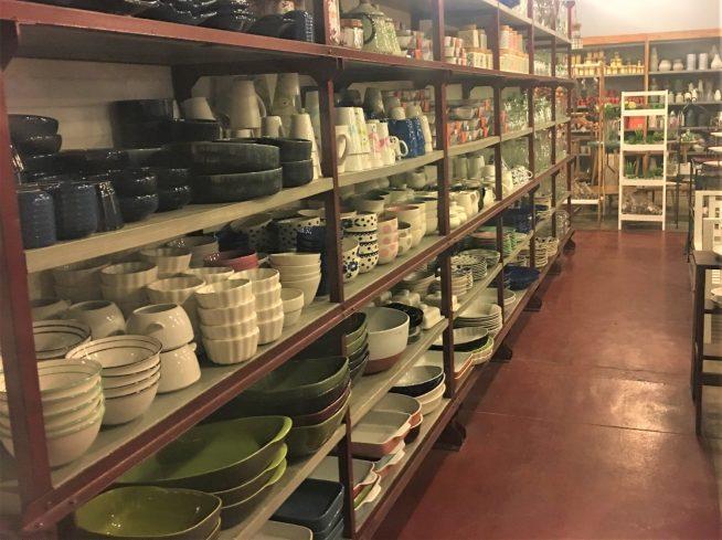 たくさんの食器が並ぶので、きっと自分のお気に入りが見つかるはずです!