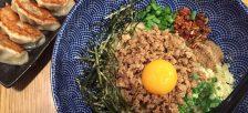 ラーメンバーすず木、台湾ラーメン・混ぜそばデビュー&麺・スープを一新したメニューが追加されました。