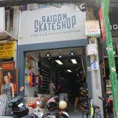 サイゴン・スケート・ショップ(Saigon Skate Shop)