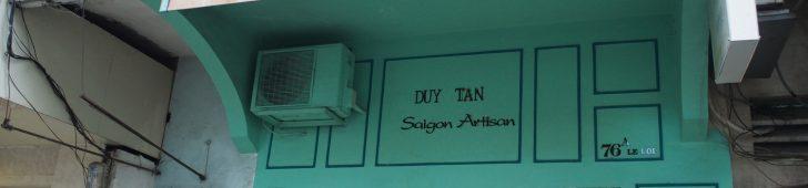 Duy Tân Saigon Artisan