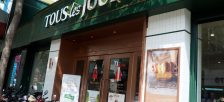 ハイバーチュン通りのトゥ・レ・ジュール本店がトゥ・レ・ジュール・カフェとしてリニューアルしました!