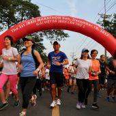 第2回JBAHマラソン開催。日越合わせて1470人が参加!
