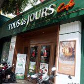 トレジュールカフェ(TOUS les JOURS Cafe)