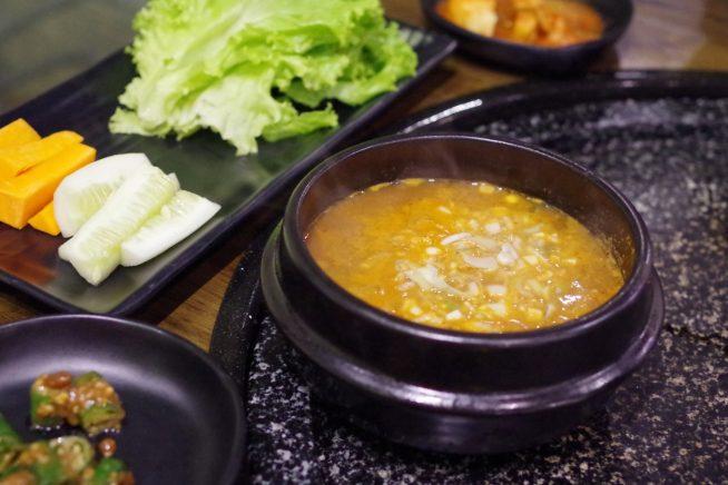 本格的な韓国料理をダナンで
