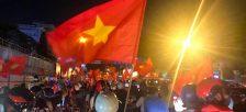 AFC U-23選手権 準決勝でカタールを下したベトナムは大フィーバー