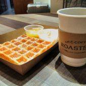 店内で焙煎されたこだわりのコーヒーが格別!UCC COFFEE ROASTERYがオープンしました。