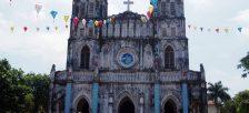マン・ラン教会(Nhà Thờ Mằng Lăng)の写真