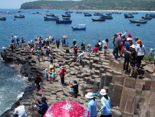 ベトナム人観光客に大人気!