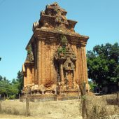 ビン・ラム塔(Tháp Bình Lâm)