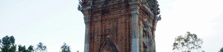 Tháp Cánh Tiên(銅塔)