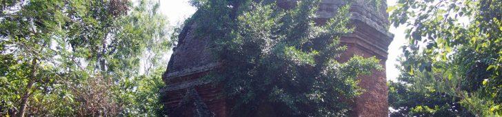Tháp Bằng An(バンアン塔)