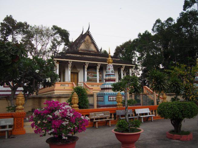 クメール寺院