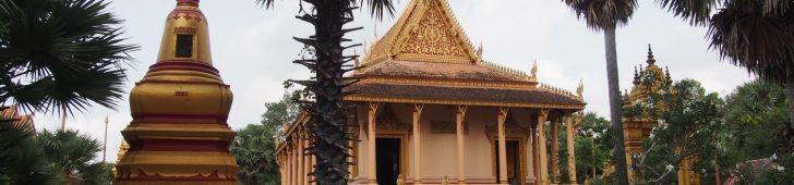ソクチャン省で最も古い寺院「カレン寺」に行ってきました。