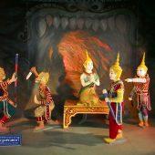 クメール族の文化や歴史が展示してあるクメール文化展示館を紹介します。