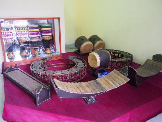 催事の時に使用する楽器
