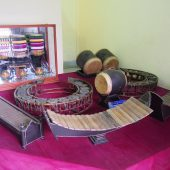 クメール文化展示館(ソクチャン)(Bảo tàng Khmer(Sóc Trăng))