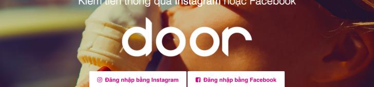 誰でもインフルエンサーになれる時代 いいねの数がお金に変わるプラットフォーム『door vn』がベトナム本格始動