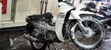 ライダー必見!!安くてピカピカになるバイクの洗車をしにいこう!
