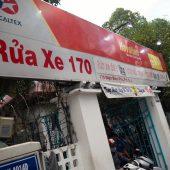ルア・セ 170(バイク洗車所 )(Rửa Xe 170)