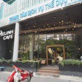 メリン・コーヒー(Mê Linh Cafe)