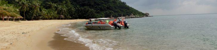 チャムアイランドダイビング(Cham Island Diving)