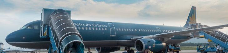 日本とベトナム間の全航空路線一覧・機材・時刻【ベトジェット羽田-ダナン就航!】