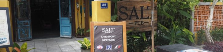 ソルトパブ(Salt Pub & Restaurant)