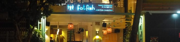 ダナンの現代創作レストラン「Fatfish」がシェフ・メニューを一新しました