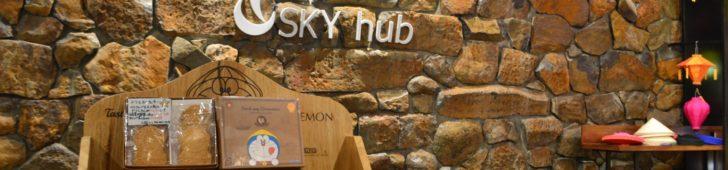 スカイハブグローバルツアーラウンジ(Sky Hub Global Tour Lounge)
