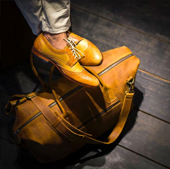 ホイアンで一番人気の靴・カバン専門店