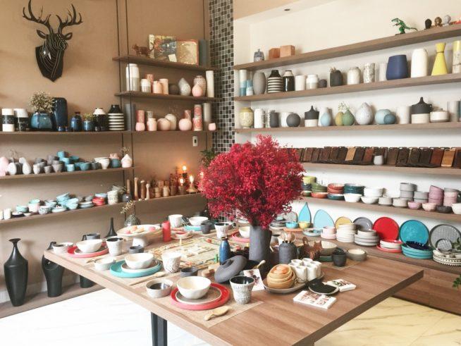食器や雑貨のセレクトショップ