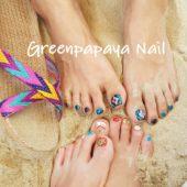 グリーンパパヤネイル&スパ(Greenpapaya nail&spa)