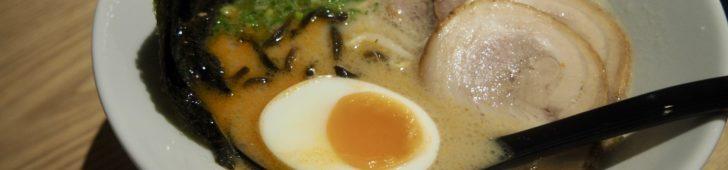 博多豚骨ラーメンが味わえる『一風堂』がホーチミン7区にオープンしました。