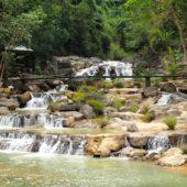ヤンバイの滝(yang bay)