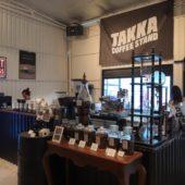 タッカコーヒースタンド(TAKKA COFFEE STAND )