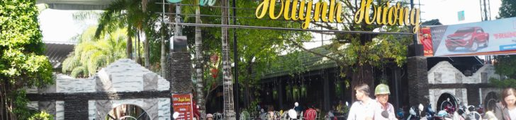 Coffee Huynh Huong