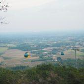 タイニンにあるバーデン山(Nui Ba Den)は景色が綺麗なのどかな場所でした。