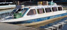 【ベトナム最南端への旅1】カマウ省ダットムイ村からスピードボートでベトナム最南端の岬を目指す!