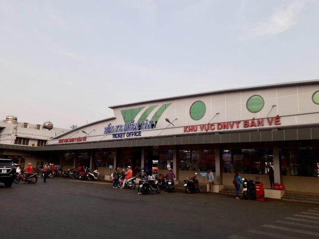 ミエンタイバスターミナル(Ben Xe Mien Tay)