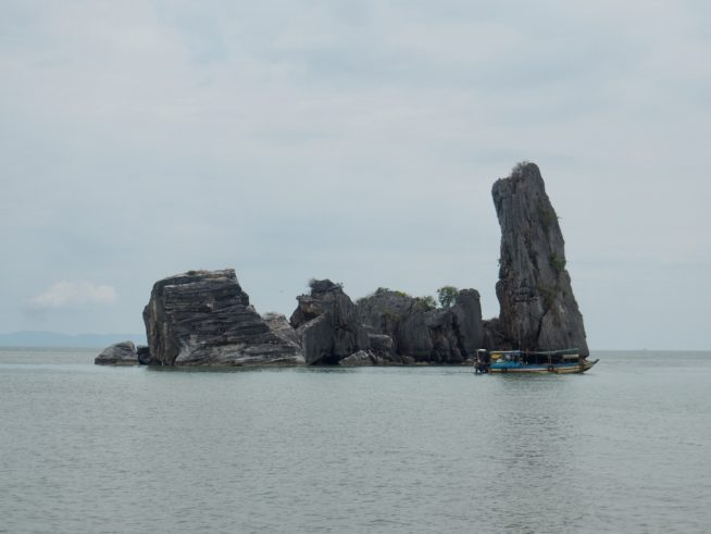 現在のフ・トゥ岩