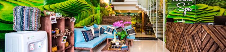 【マッサージ体験レポ】ダナンのオススメスパ★在住者や観光客から評判の高い「Luxury Herbal Spa」紹介