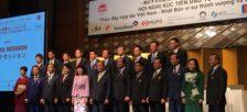 ベトナム首相、官僚など約1000人が参加した ジェトロ・ベトナム計画投資省主催のカンファレンスに イマムラインターナショナルベトナム代表が登壇
