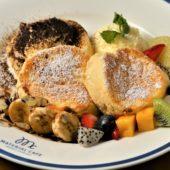 マテリアルカフェパンケーキ&ハッシュドビーフ(Material Cafe Pancake & Hashed Beef)