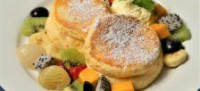 ホーチミン唯一のふわふわパンケーキが味わえる女子会・主婦会におすすめのおしゃれカフェ『Material Cafe』がホーチミン日本人街近くにオープン