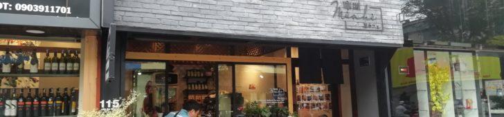 Tiệm Cafe Mùa Hè