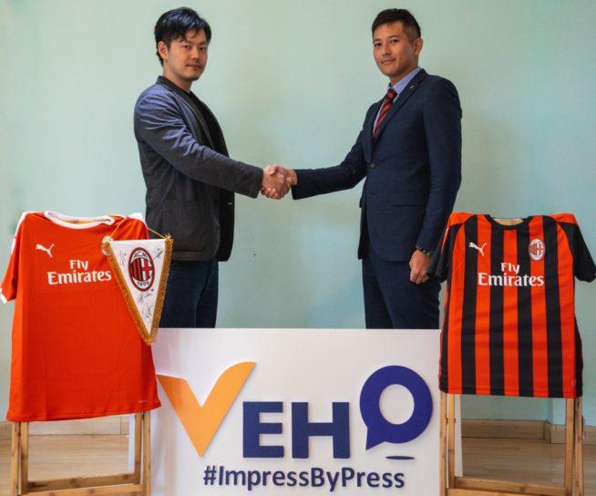 ハノイのACミランサッカースクールと、 ベトナム発の日系プレスリリース配信サービスVEHO PRESSが パートナー契約を締結
